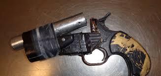 sheriff traffic stop uners zip gun