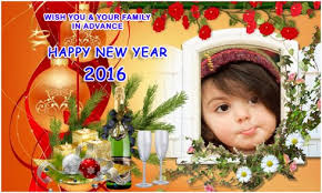 new year photo frames 2016 apk