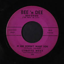 LYNETTE WEST: This Is Where I Came In / If She Doesn't Want You 45 Oldies |  eBay