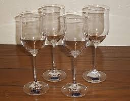 waterford young white wine glasses set