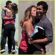 Katharine McPhee Spotted Kissing 'Scorpion' Co-star Elyes Gabel ...