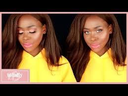 elf makeup on dark skin beauty