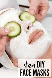 fun diy face masks for busy moms