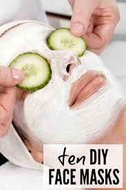 diy face masks for busy moms