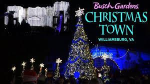 town at busch gardens