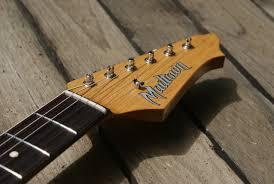 Custom Guitar Decals For Madtown Guitars Image Transfers