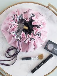 laminated drawstring bag tutorial