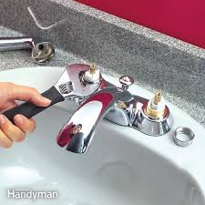 how to fix leaky sink faucet