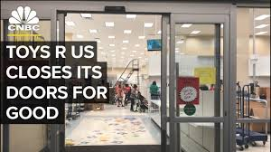 toys r us on its second to last day