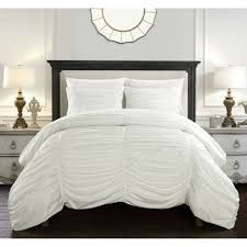 chic home kaiah 3 piece comforter set