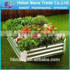 design stainless steel planter box