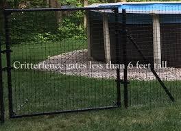 5ft Tall Access Gates