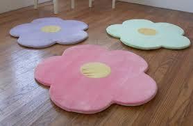 Flower Area Rug For Kids Girls Room Girls Area Rugs Girls Room Amp Baby Nursery Floor Rugs Kids Room Decorative 25 Daisy Flower Pink Rug Mat Set Of 3 Coconuas145