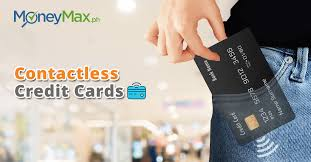 payments with a contactless credit card