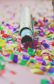 confetti cannon diy for blasting every