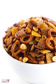 slow cooker chex mix gimme some oven