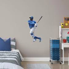Jorge Soler Life Size Officially Licensed Mlb Removable Wall Decal