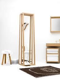 freestanding mirror storage by jethro