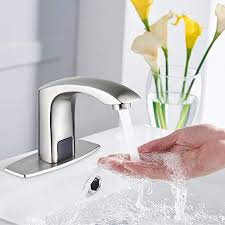 touchless faucets bathroom sink faucets