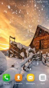 خلفيه متحركة تساقط الثلوج For Android Apk Download