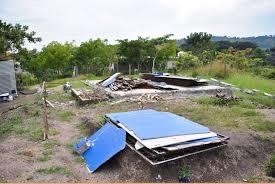 Temen quedarse sin escuela en el barrio Jorge Smith de Boaco