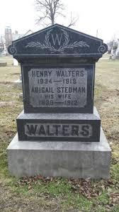 Abigail Stedman Walters (1839-1912) - Find A Grave Memorial