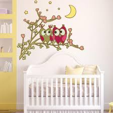 Owl Friends Wall Decal Style And Apply