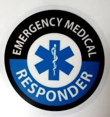 Emergency Medical Responder Car Decal Car Accessories Accessories On Carousell