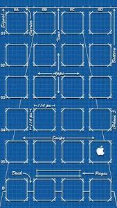 iphone blueprint wallpaper sf wallpaper