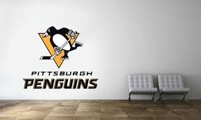 Nhl Pittsburgh Penguins Self Stick Hockey Wall Border Roll For Sale Online Ebay