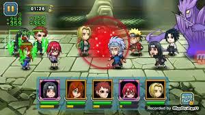 Naruto Đại Chiến Tiếng Anh