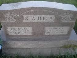 Iva James Stauffer (1899-1959) - Find A Grave Memorial