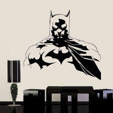 Batman Wall Decal Walmart Home Inspirations Batman Wall Decal Ideas