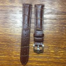 19mm leather watch strap men s fashion