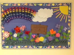 march bulletin board ideas for spring