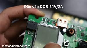 Box sạc laptop vỏ nhôm lắp 12 pin 18650 hoặc 8 pin Lipo dung lượng ...