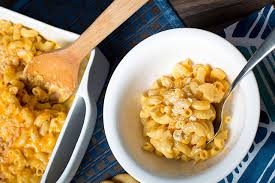baked mac and cheese recipe my food