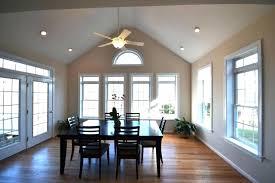 sloped ceiling chandelier