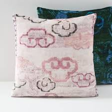 lush velvet chinoiserie pillow ers