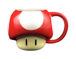 china 3d mushroom mug from xiamen