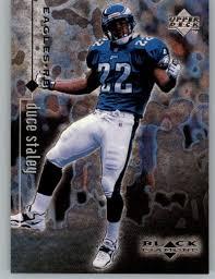 Amazon.com: 1998 Upper Deck Black Diamond Rookies #66 Duce Staley  Philadelphia Eagles Football NFL: Collectibles & Fine Art