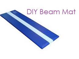 diy beam mat you