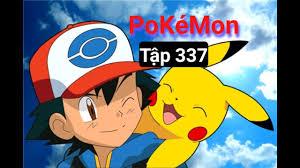 Pokémon Tập 337 - Hoạt Hình Pokémon Tiếng Việt |