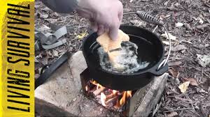 Fish Fry w/ Cast Iron Pot & 180 Tack ...