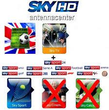 Card Prepagata HD - SKY TV 1 Pacchetto a Scelta tra Cinema, Sport o Calcio:  Amazon.it: Elettronica