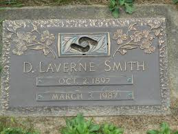 Daniel Laverne Smith (1897-1987) - Find A Grave Memorial