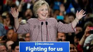Hillary Clinton reaches number of delegates needed to clinch Democratic  nomination: AP | World News,The Indian Express