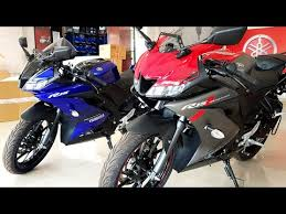 new yamaha r15 v3 0 all colours