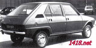 Les Renault 14 et 18 - Prototypes