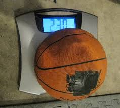 homemade med ball with tire rebounder